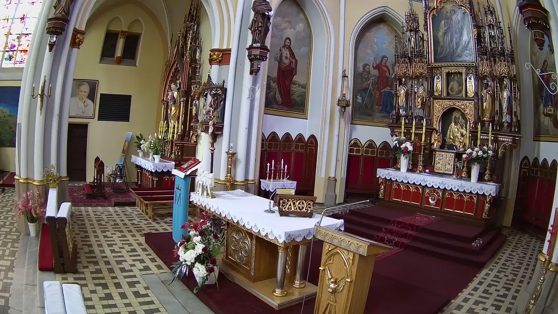 Parafia Św. Jana Chrzciciela w Raciborzu - Ostróg