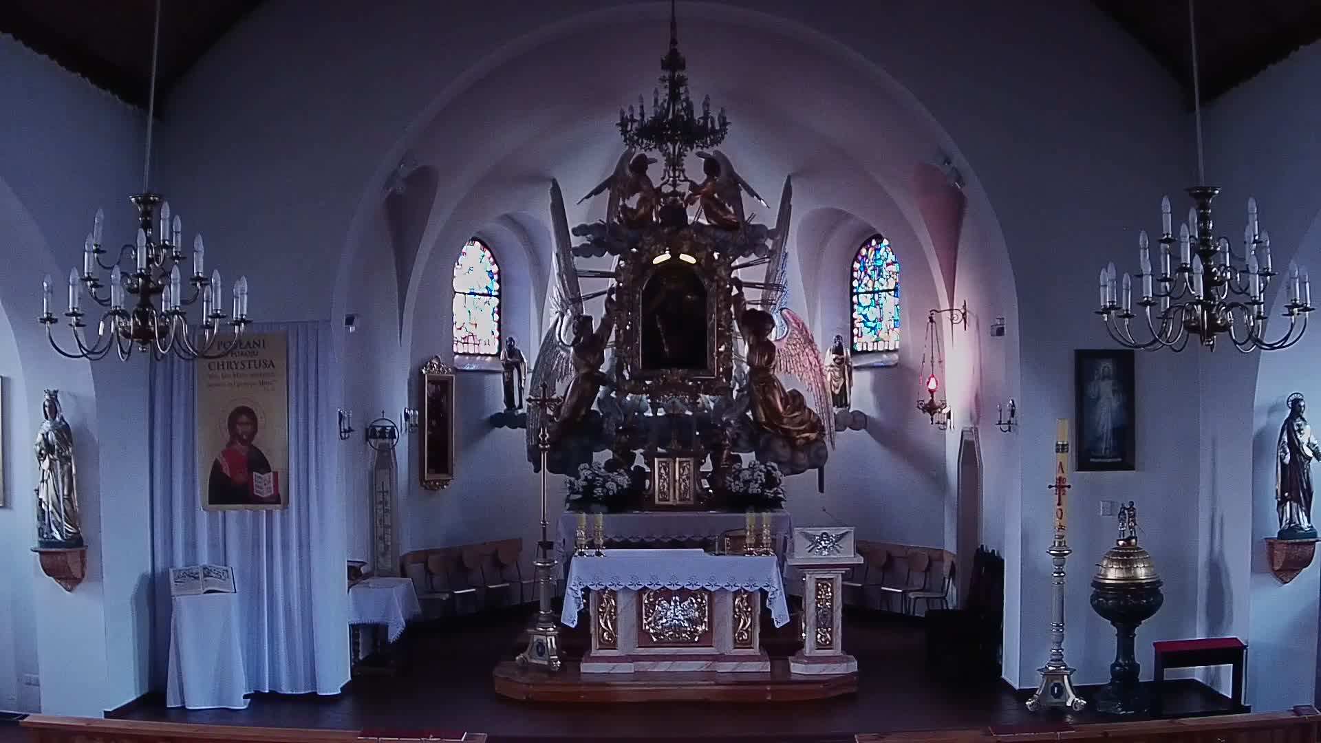Parafia św. Apostołów Szymona i Judy Tadeusza w Raszczycach