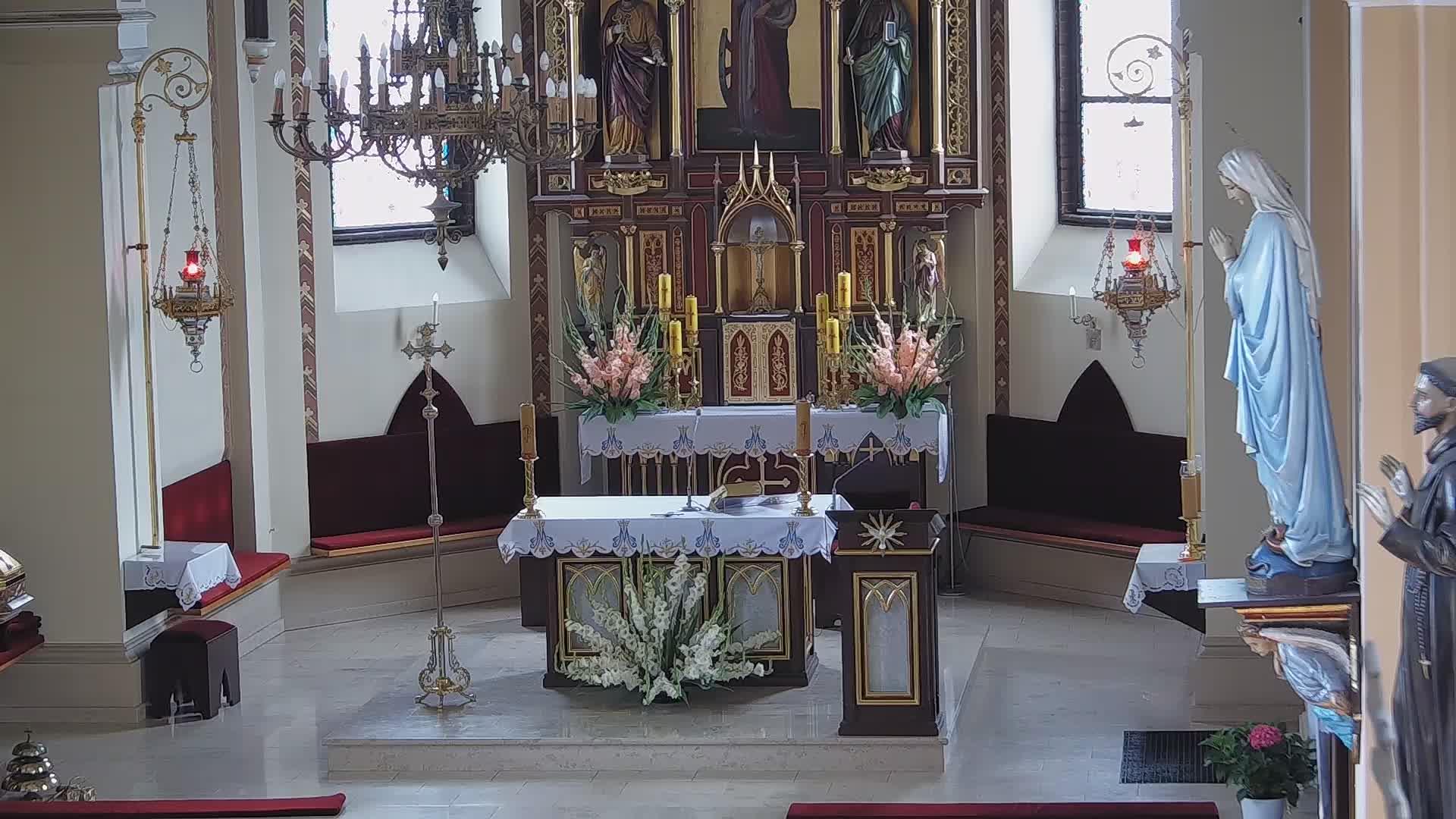 Parafia św. Katarzyny Aleksandryjskiej w Rudniku