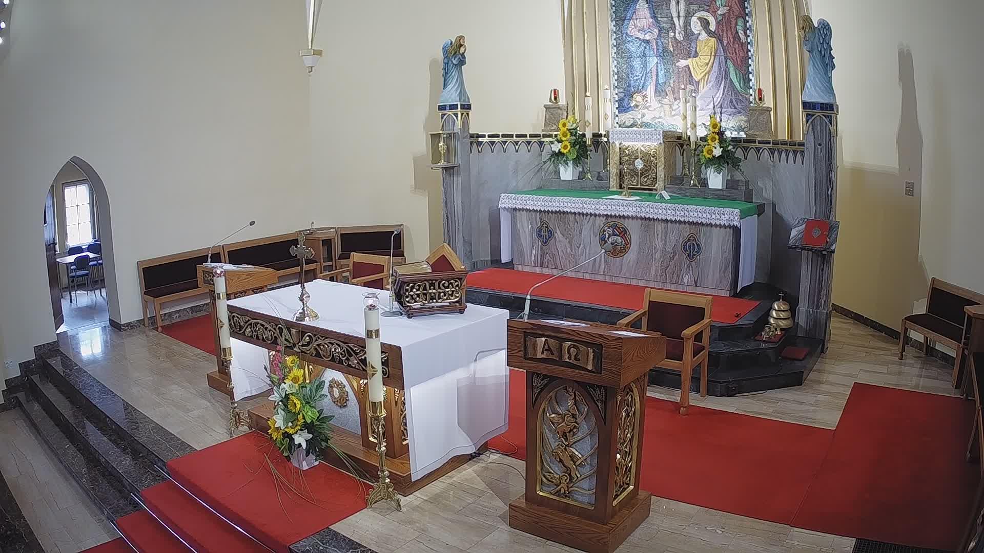 Parafia Krzyża Świętego w Raciborzu - Studzienna
